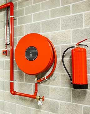 brandbeveiliging installateur Bergen op Zoom